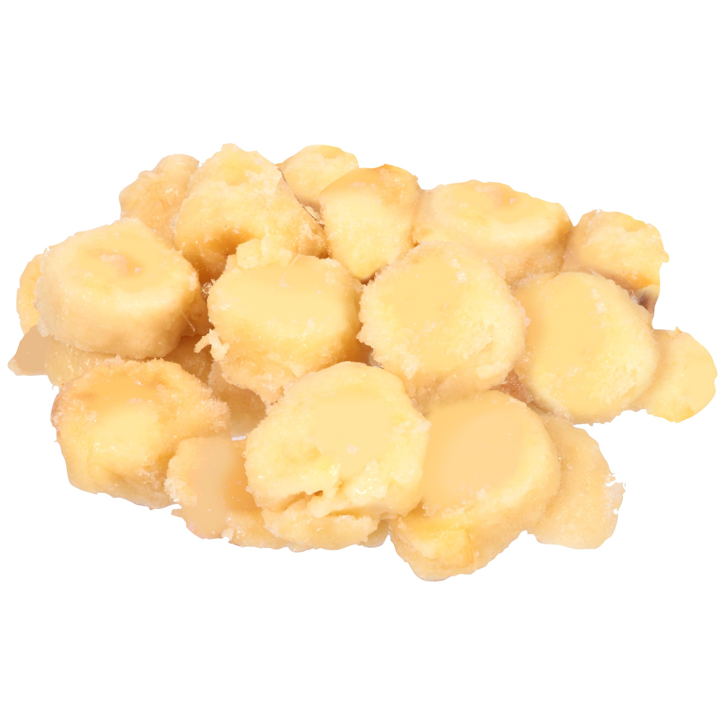 1/20# Bananas, Sliced IQF