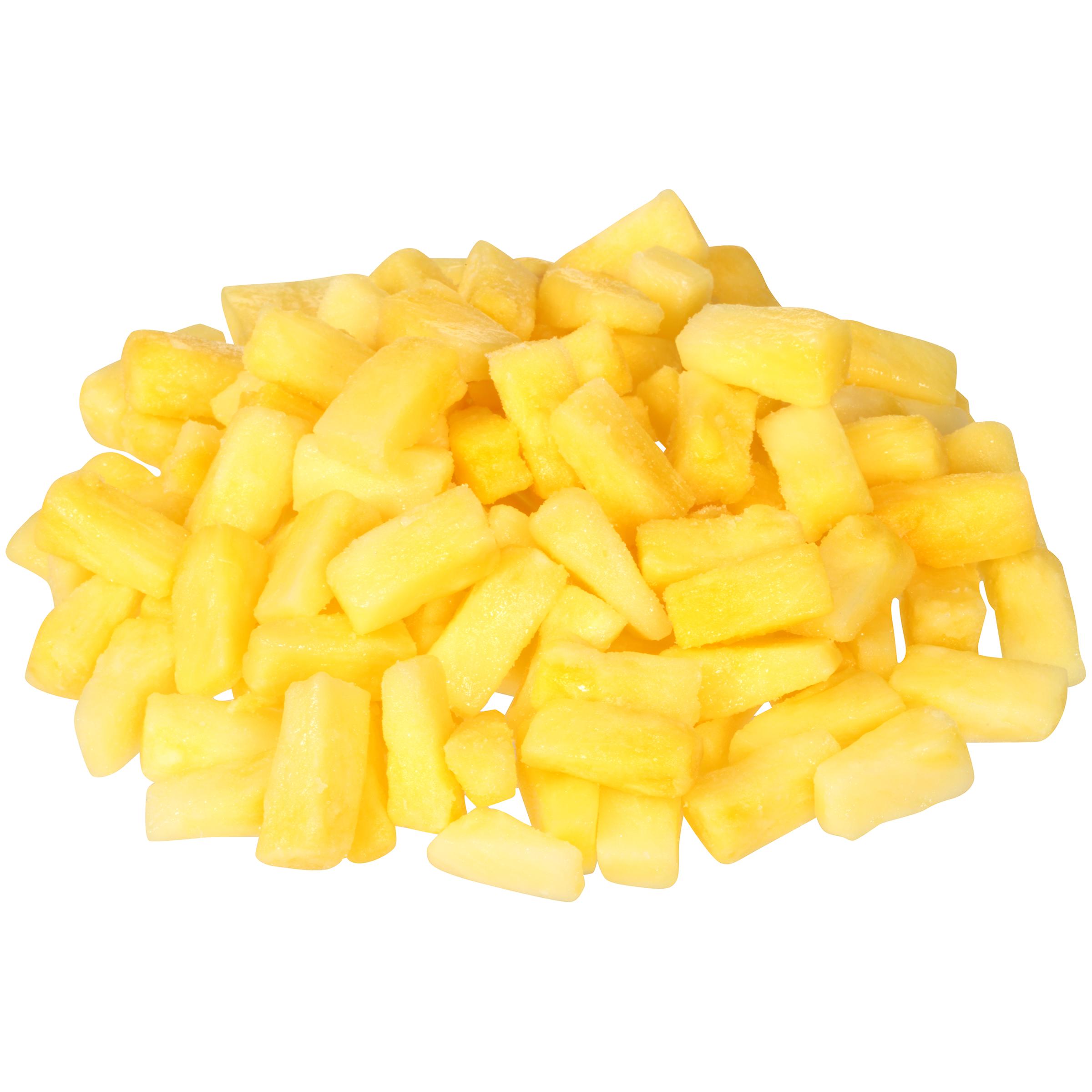 30# Pineapple Tidbits IQF