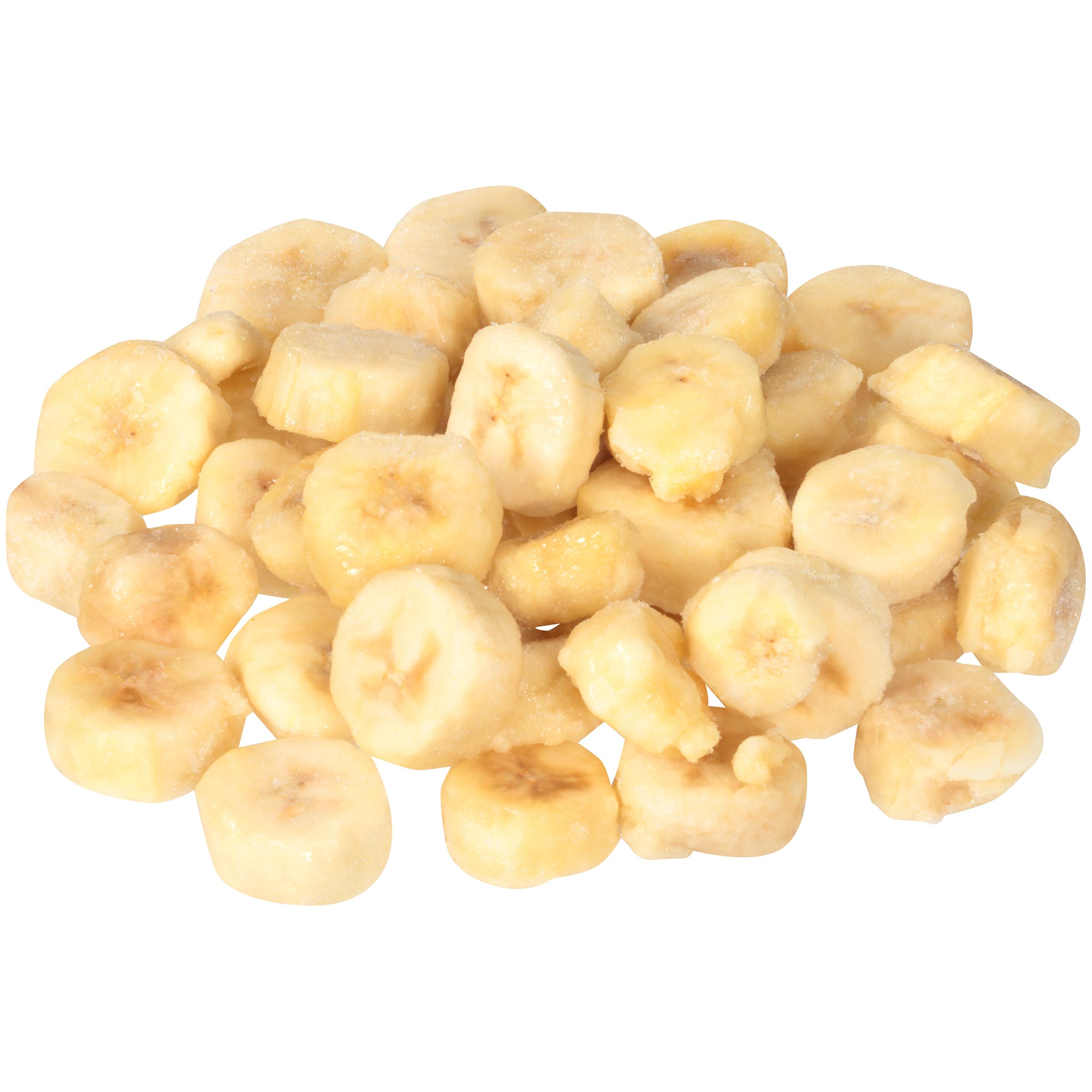 30# Bananas, Sliced IQF
