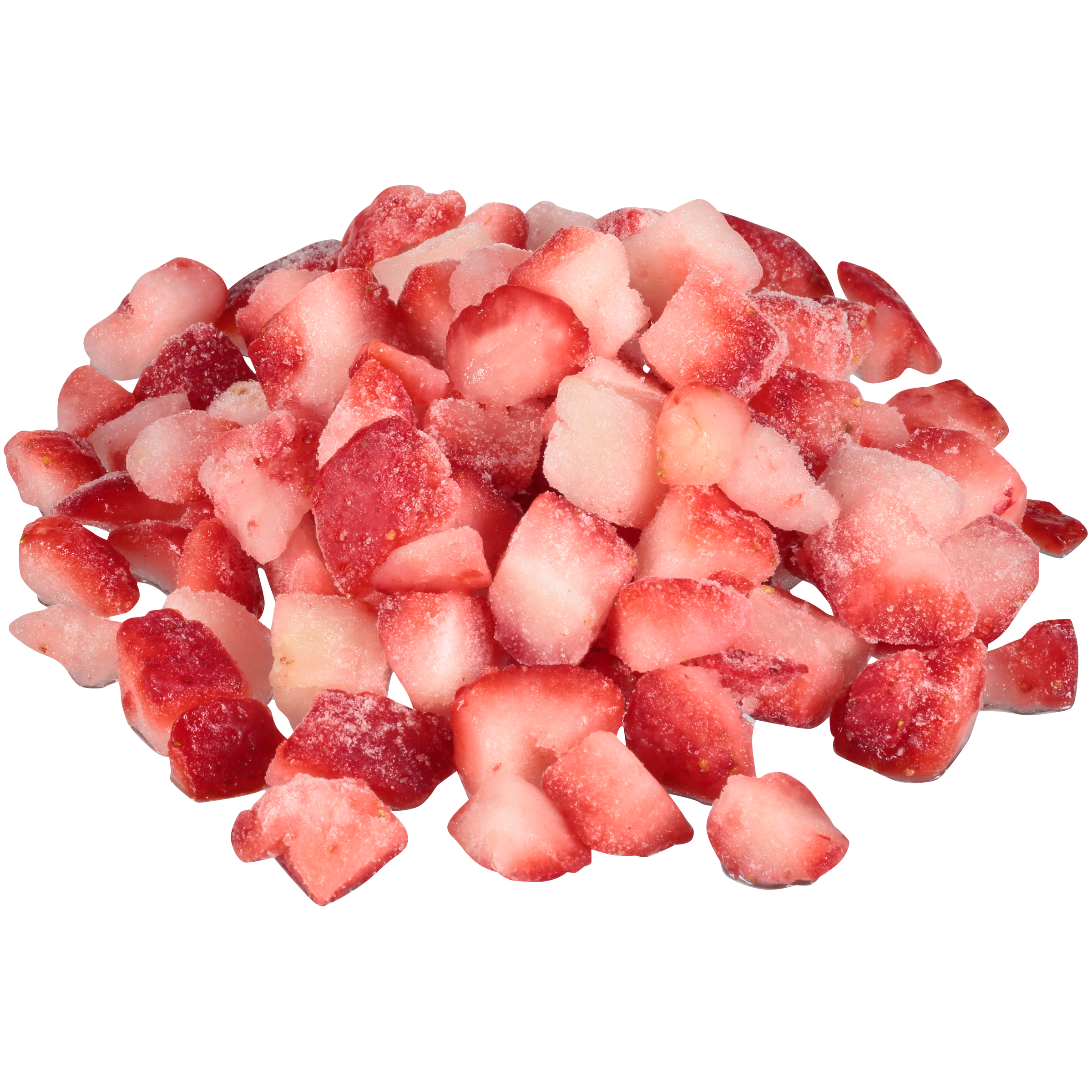 Strawberry Diced 30# 1/2 Inch