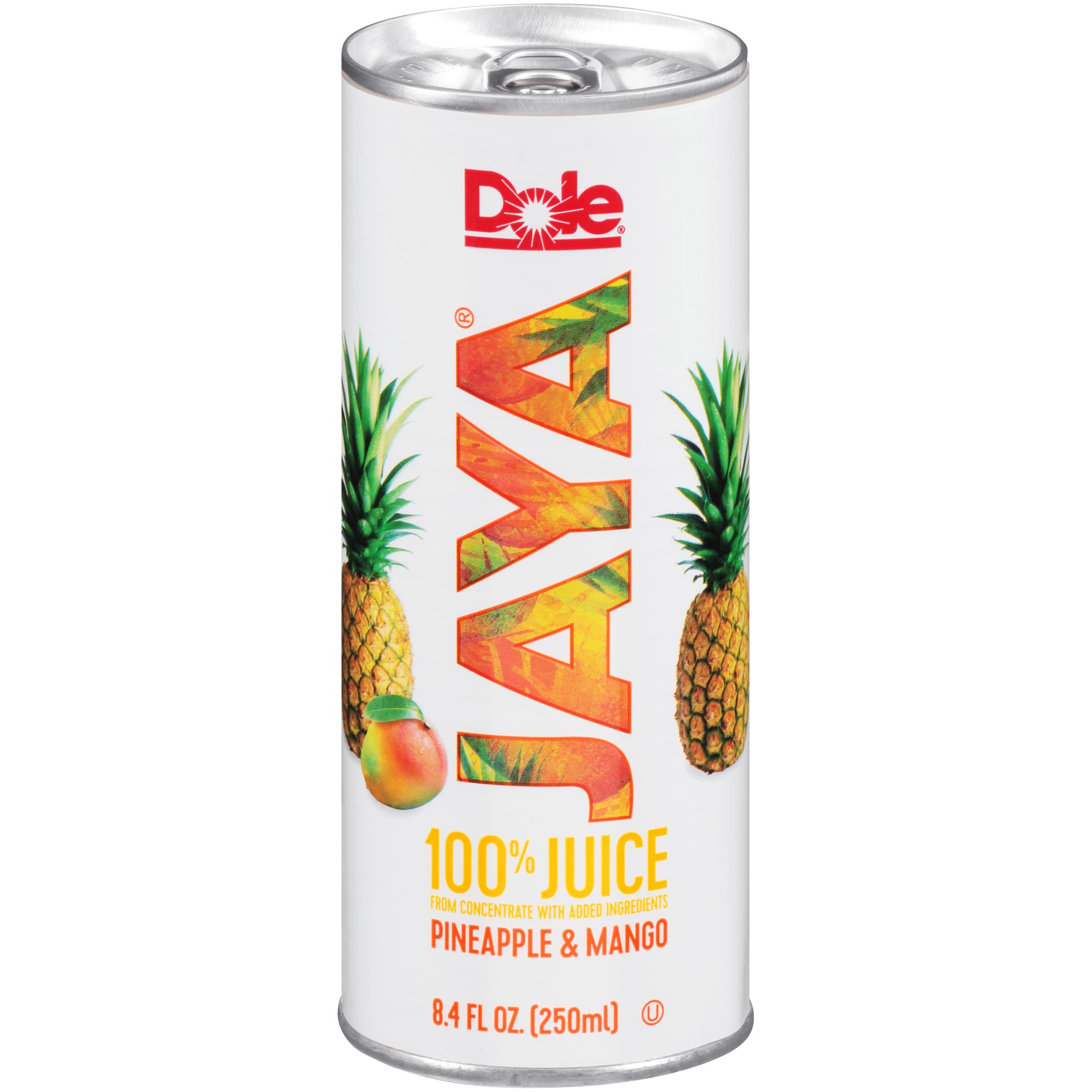 6/4/8.4 JAYA® Pineapple Mango Juice