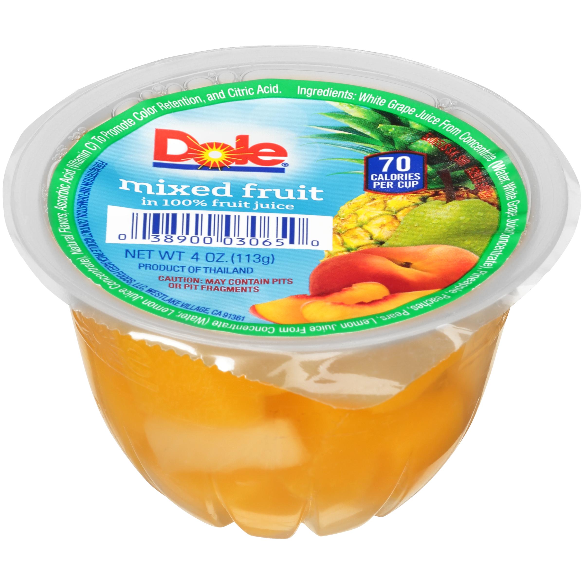 36/4 Mixed Fruit In Juice