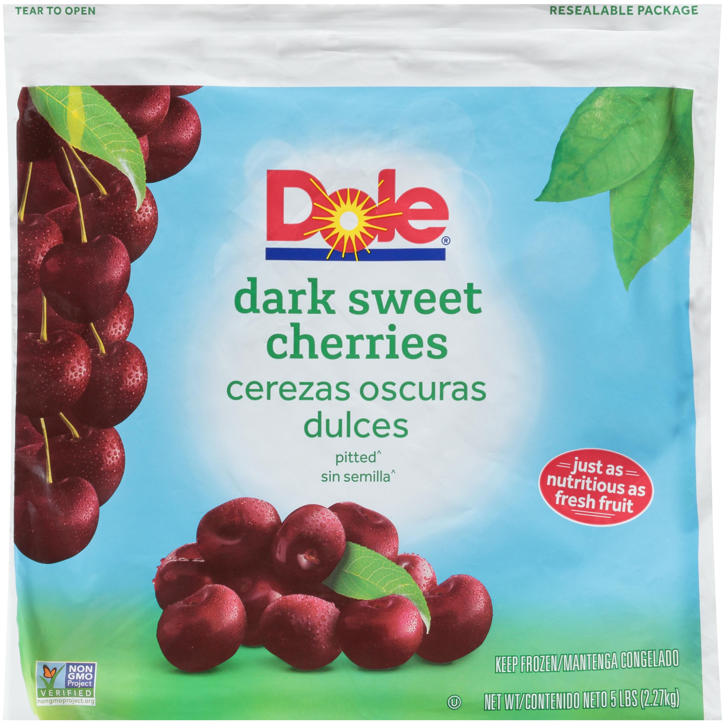2/5# Cherries, Dark Sweet IQF