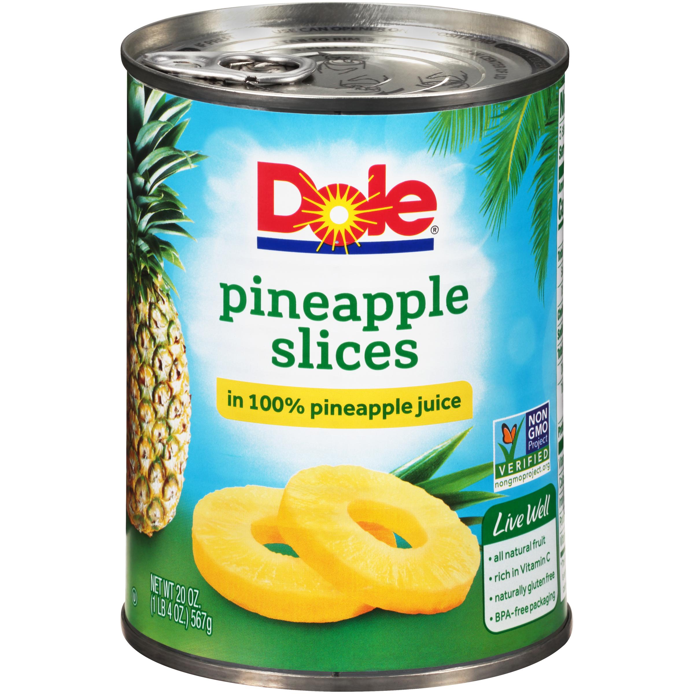 12/20 Oz (2) Slice In Juice