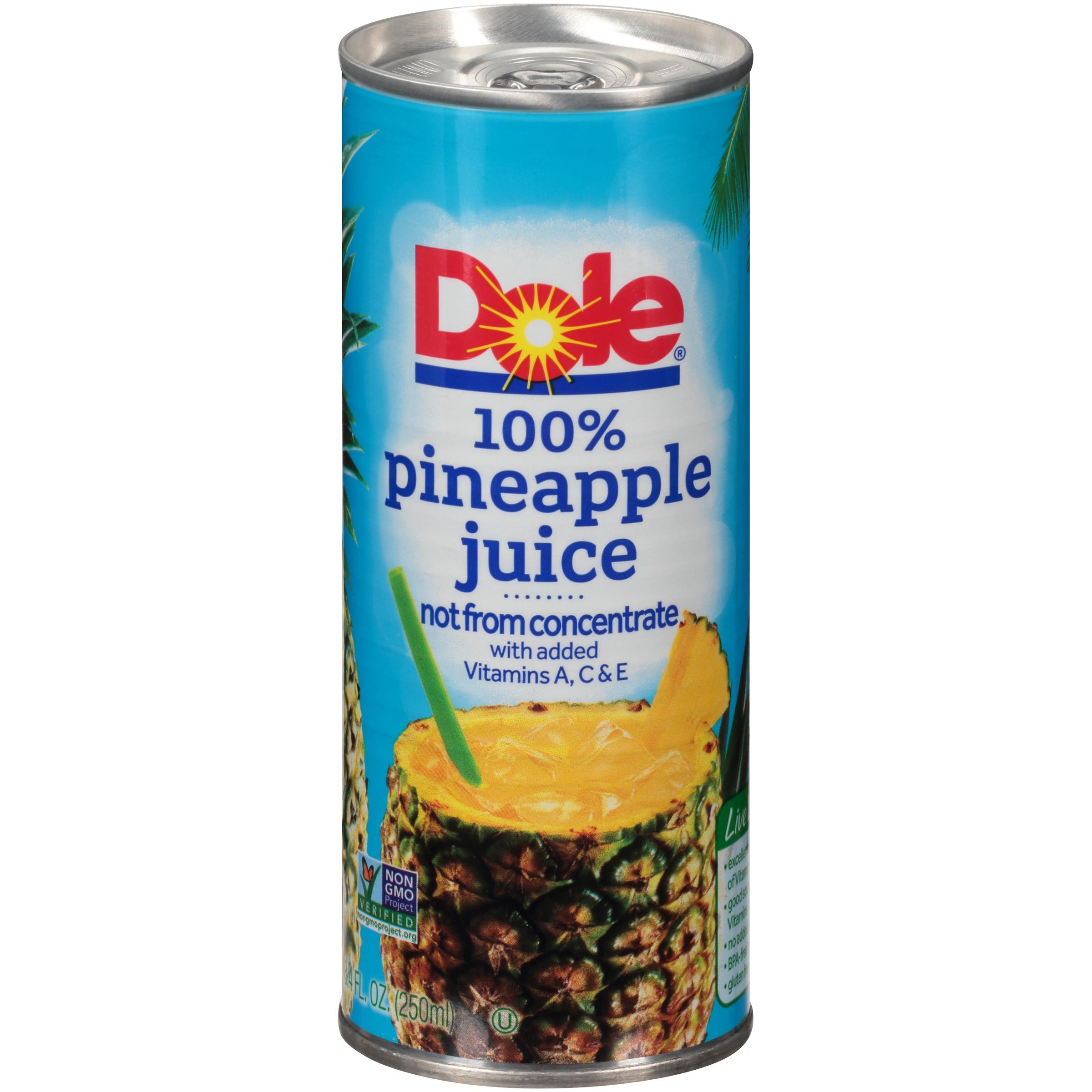 24/8.4 Oz. Pineapple Juice